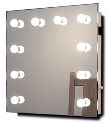 Hollywood Makeup Theatre Dressing Room Mirror K89