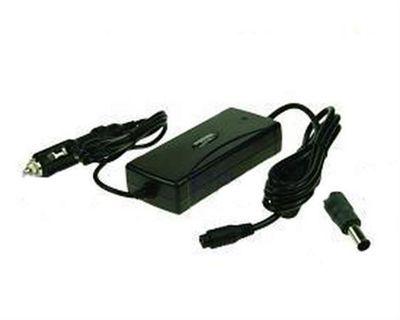 2-Power CAC0668B Black power adapter/inverter Car & Aircraft Adapter