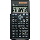 Canon F-715SG Pocket Scientific calculator Black - 25 x 61mm 124g