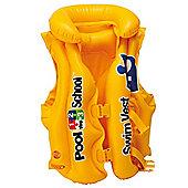 Intex Inflatable Childrens Pool School Deluxe Swim/Buoyancy Vest