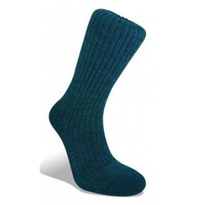 Bridgedale Mens Merino Fusion Trekker Sock Navy L