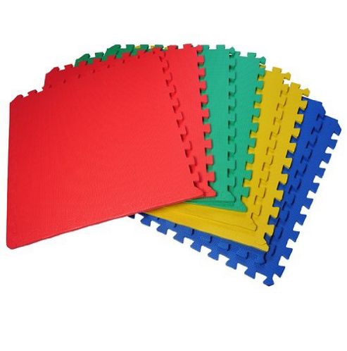 Homcom 32 SQ FT Interlocking EVA Foam Mats