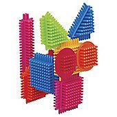 Bristle Blocks 50 pc Basic Builder Case