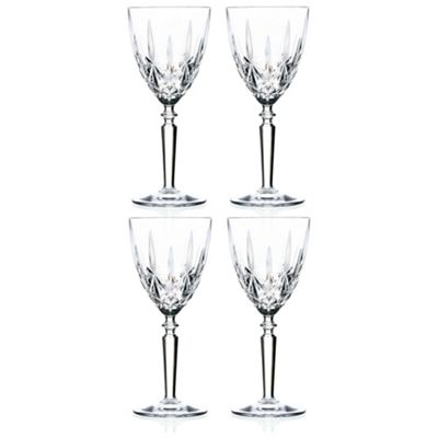 RCR Crystal Orchestra Crystal Wine Glasses - 245ml (8.75oz) - Set Of 4