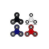 4 Pack of Hand Spinner Fidget Finger Toy ADHD Stress Relief