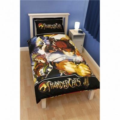 Thundercats 'Roar' Panel Single Bed Duvet Quilt Cover Set