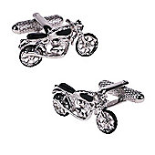 Motor Bike Novelty Themed Cufflinks