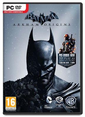 Batman Arkham Origins Legend (PCCD)