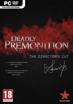 Deadly Premonition The Directors Cut - PC
