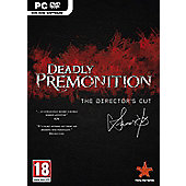 Deadly Premonition The Directors Cut - PC
