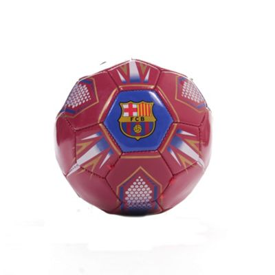 Barcelona Hex Official Supporter Mini Football Soccer Ball