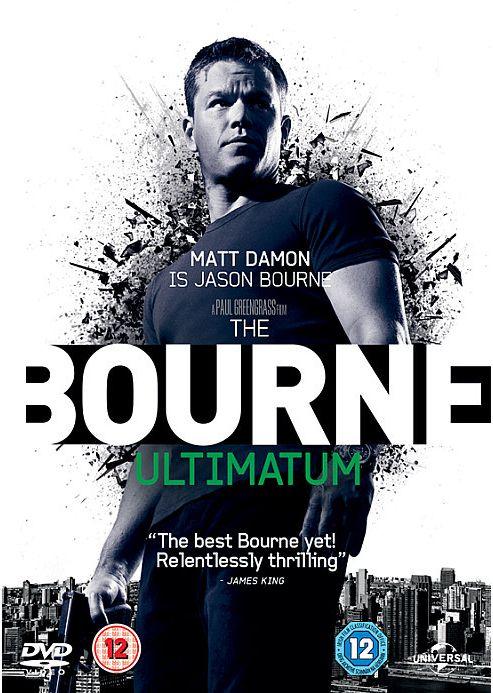 The Bourne Ultimatum (DVD)
