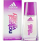 Adidas Natural Vitality Eau de Toilette (EDT) 30ml Spray For Women