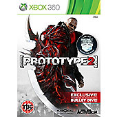 Prototype 2 - Radnet Limited Edition (Exclusive Unlock Bullet Dive)