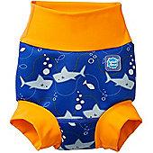 Splash About Happy Nappy Medium (Shark Orange)