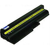 2-Power CBI1066B Lithium-Ion (Li-Ion) 6600mAh 10.8V rechargeable battery