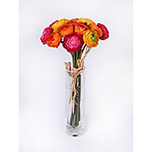 Artificial - Ranunculus Bundle Mini - Mixed