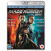 Blade Runner 2049 3D Bluray
