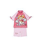 Nickelodeon Paw Patrol UPF 50+ Surf Suit - Pink