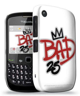 Blackberry 8520 - Official Michael Jackson Phone Clip Case