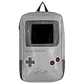 Nintendo Game Boy Shaped Grey Backpack 25x46x9cm