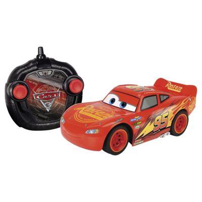 Disney Cars 3 RC Turbo Racer Lightning McQueen 1:24