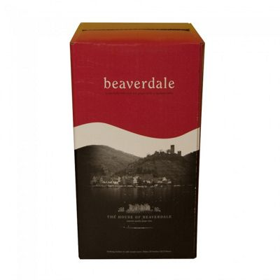 Beaverdale Cabernet Sauvignon Red Wine Kit - 30 Bottle