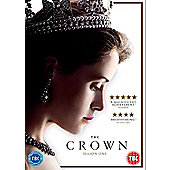 The Crown: Season 1 Dvd