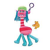 DreamWorks Trolls Mega Soft Toy Keychain - Cooper