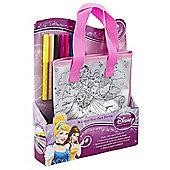 Disney Princess Colour Your Own Totebag
