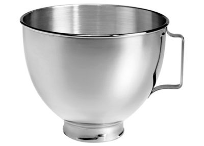 KitchenAid Artisan 4.5 Quart Polished Bowl With Handle
