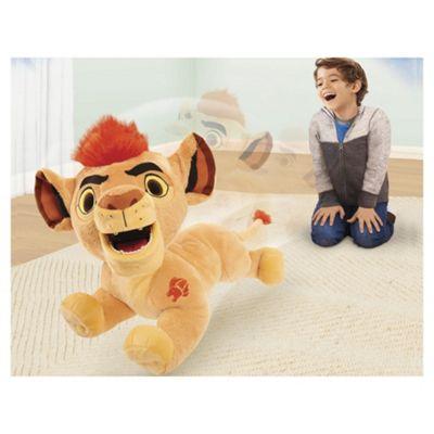 Lion Guard Leap N Roar Kion Soft Toy