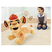 Lion Guard Leap N Roar Kion Soft Toy