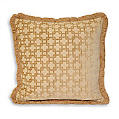 Riva Home Belmont Beige Cushion Cover - 55x55cm