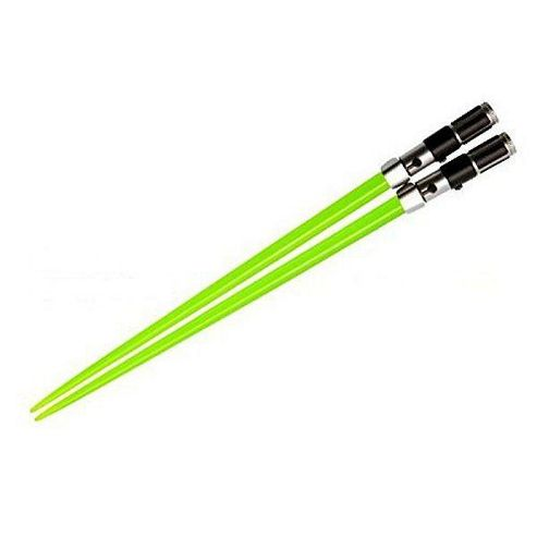 Star Wars Lightsaber Chop Sticks - Yoda