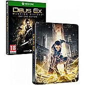 Deus Ex Mankind Divided Day One Edition Steelbook Xbox One Game