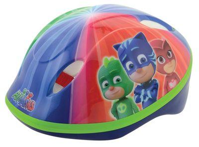 PJ Masks Kids Safety Helmet Multi Coloured 48-52cm