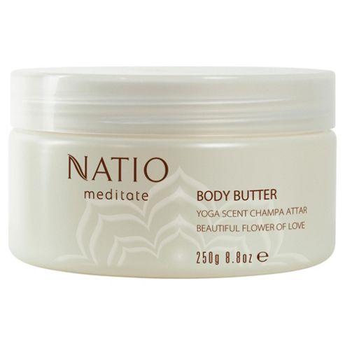 Natio Meditate Body Butter Champa
