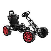 Cross-Runner Bad Boy Go-Kart Black - Ferbedo