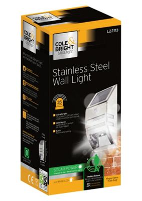 Stainless Steel Wall Light