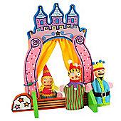 Bigjigs Toys Finger Puppet Theatre