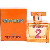 Laurelle Les Couleurs 2 Homme Eau de Parfum (EDP) 100ml Spray For Men