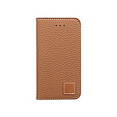 Wetherby Premium Basic iPhone 5 Case Camel Brown