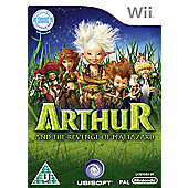 Arthur And The Revenge Of Maltazard - NintendoWii