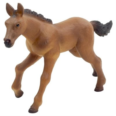 Hanoverian Horse Foal Figurine Toy by Animal Planet