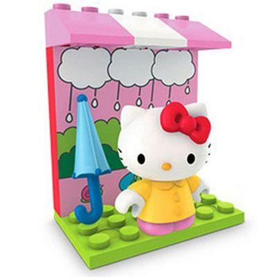 Hello Kitty Mega Bloks Rainy Day 10813