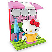 Hello Kitty Mega Bloks Rainy Day 10813