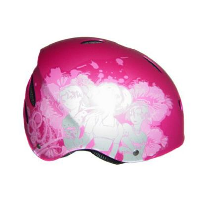 Skate Helmet Pink Matt 58-61cm