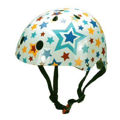 Kiddimoto Helmet - Stars - Medium
