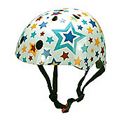 Kiddimoto Helmet - Stars - Medium